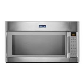 Maytag 2.0 cu.ft. Over-The-Range Microwave with Sensor Cooking - Stainless Steel (YMMV4205DS)