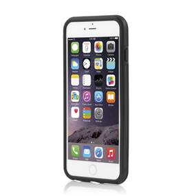 Incipio DualPro SHINE for iPhone 6 Plus - Black/Black (IPH-1196-BLK)