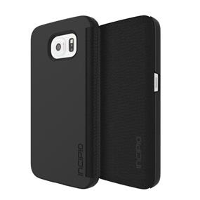 Incipio Lancaster Case for Samsung Galaxy S6 in Black (SA-615-BLK)
