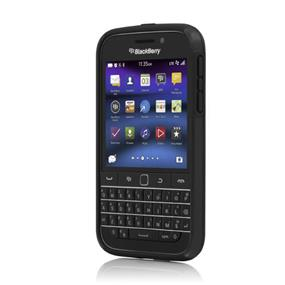 Incipio DualPro SHINE for Blackberry Classic - Black/Black (BB-013-BLK)