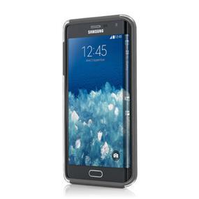 Incipio DualPro Shine Case for Samsung Note Edge - Silver/Charcoal (SA-582-SLCH)