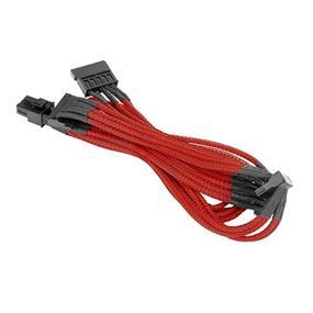 Thermaltake 500mm PSU Sleeving Cable Peripheral (Red) (AC-013-CN3NAN-PR)