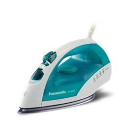 Panasonic NI-E665S Visibility Design and U-Shape Stainless Steel Soleplate Iron - Green & White (NIE665S)