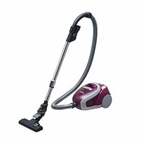 Panasonic MC-CL433 Bagless Dual Cyclonic Vacuum - Grey & Purple (MCCL433)