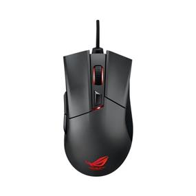 ASUS ROG Gladius Ergonomic Professional Gaming Mouse - Steel Grey