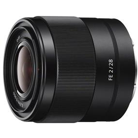 Sony SEL28F20 - FE 28mm f/2 Lens