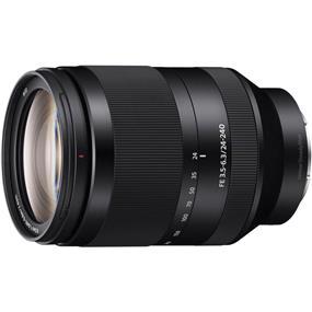 Sony SEL24240 - FE 24-240mm f/3.5-6.3 OSS Lens