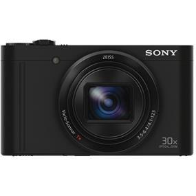 Sony Cybershot DSC-WX500 - Digital Camera (Black)