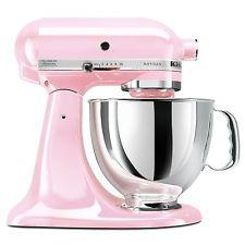 KitchenAid Artisan Series 5-Quart Tilt-Head Stand Mixer - Pink (KSM150PSCPK)