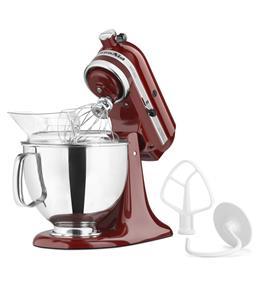 KitchenAid Artisan Series 5-Quart Tilt-Head Stand Mixer - Gloss Cinnamon (KSM150PSGC)