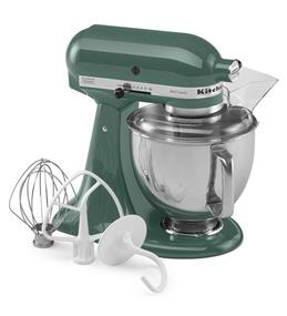 KitchenAid Artisan Series 5-Quart Tilt-Head Stand Mixer - Bayleaf (KSM150PSBL)