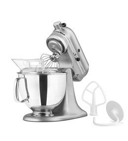 KitchenAid Artisan Series 5-Quart Tilt-Head Stand Mixer - Silver Metallic (KSM150PSSM)