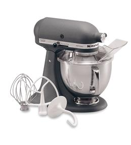 KitchenAid Artisan Series 5-Quart Tilt-Head Stand Mixer - Imperial Grey (KSM150PSGR)