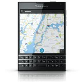 BlackBerry Passport Unlocked Smartphone - Black (PRD-59182-051)