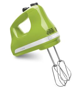 KitchenAid 5-Speed Ultra Power Hand Mixer - Green Apple (KHM512GA)