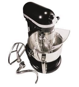 KitchenAid Professional 600 6-Quart 5.68 Litre Bowl-Lift Bowl Stand Mixer - Licorice (4KP26M1XLC)