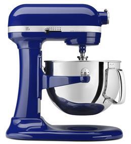KitchenAid Professional 600 6-Quart 5.68 Litre Bowl-Lift Bowl Stand Mixer - Cobalt Blue (KP26M1XBU)