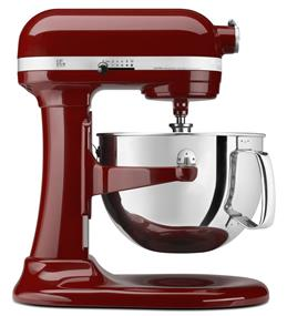 KitchenAid Professional 600 6-Quart 5.68 Litre Bowl-Lift Bowl Stand Mixer - Gloss Cinnamon (KP26M1XGC)