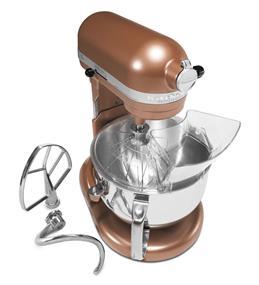 KitchenAid Professional 600 6-Quart 5.68 Litre Bowl-Lift Bowl Stand Mixer - Copper Pearl (KP26M1XCE)