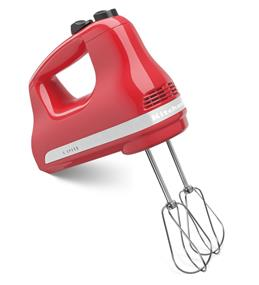 KitchenAid 5-Speed Ultra Power Hand Mixer - Watermelon (KHM512WM)
