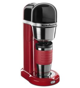 KitchenAid Personal Coffee Maker - Empire Red (KCM0402ER)