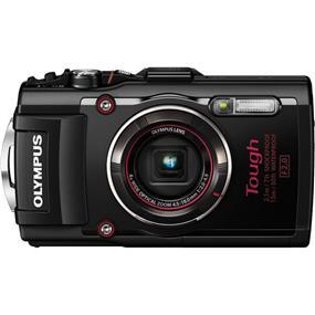 Olympus Stylus TOUGH TG-4 - Digital Camera (Black)