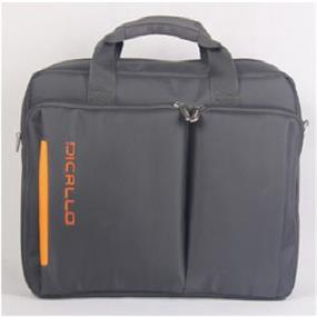 "Dicallo case, fits most to 15.6"",grey&black (LLM9350)"