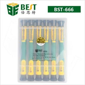 Best Precision Screwdriver Set (BST-666)