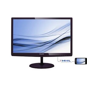 "PHILIPS 247E6BDAD 24""  SoftBlue LED monitor"