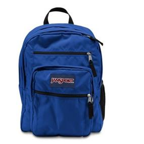 JanSport Big Student Backpack Blue Streak (TDN75CS)