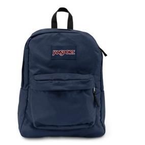 JanSport SuperBreak Backpack Navy (T501003)