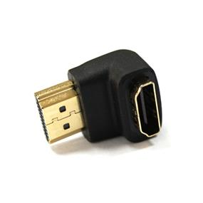 PowerSync HDMI A Male to HDMI A Female270 degree Adapter (HDMIA-GSMF0)