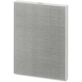 Fellowes True HEPA Filter with AeraSafe antimicrobial treatment medium - White (9287101)