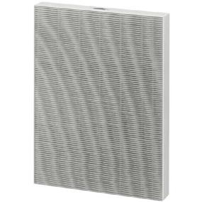 Fellowes True HEPA Filter with AeraSafe antimicrobial treatment Large - White (9287201)
