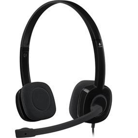 Logitech H151 Stereo Headset (981-000587)