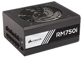 Corsair RMi Series RM750i Series 750W 80PLUS Gold Certified Fully Modular High Performance Power Supply (CP-9020082-NA)