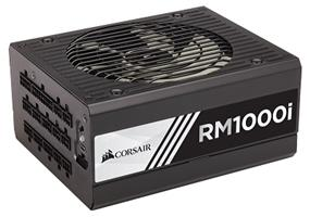 Corsair RMi Series RM1000i Series 1000W 80PLUS Gold Certified Fully Modular High Performance Power Supply (CP-9020084-NA)
