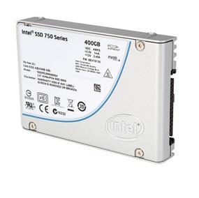 Intel SSD 750 Series 400GB 2.5''  NVMe PCIe 3.0 Solid State Drive (SSDPE2MW400G4X1) Retail Box