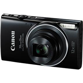 Canon PowerShot ELPH 350 - HS Digital Camera (Black)