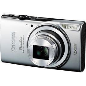 Canon PowerShot ELPH 350 - HS Digital Camera (Silver)