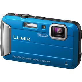 Panasonic Lumix DMC-TS30 - Digital Camera (Blue)