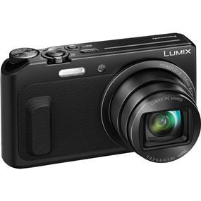 Panasonic Lumix DMC-ZS45 - Digital Camera (Black)