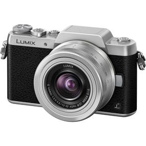 Panasonic Lumix DMC-GF7 - Mirrorless Micro Four Thirds Digital Camera with 12-32mm f/3.5-5.6 ASPH. Lens (Black and Silver)