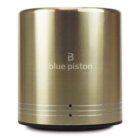 Logiix Blue Piston 360 Wireless Bluetooth Speaker (Rose Gold)