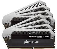 Corsair Dominator  Platinum Series 128GB (8x16GB) DDR4 2666MHz CL15 Eight-Channel DIMMs