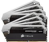 Corsair Dominator  Platinum Series 128GB (8x16GB) DDR4 2400MHz CL14 Eight-Channel DIMMs