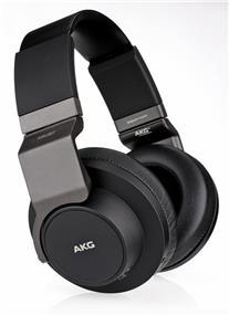 AKG K845BT - High performance Over-Ear Wireless Headphones w/ Bluetooth (Black)