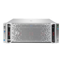 "HP ProLiant DL580 Gen9 - Server - rack-mountable - 4U - 4-way - 2 x Xeon E7-8860V3 / 2.2 GHz - RAM 128 GB - SAS - hot-swap 2.5"" - no HDD - Matrox G200 - GigE - Monitor : none - Smart Buy (793311-S01)"