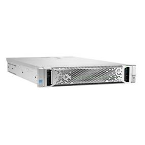 "HP ProLiant DL560 Gen9 Base - Server - rack-mountable - 2U - 4-way - 2 x Xeon E5-4620V3 / 2 GHz - RAM 64 GB - SAS - hot-swap 2.5"" - no HDD - Matrox G200 - 10 GigE - Monitor : none (741065-B21)"