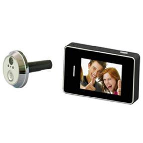 "3.0"" touch screen video doorbell, 2.0M pixels camera"